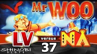 Las Vegas vs Native American Casinos Episode 37: Mr. Woo Slot Machine