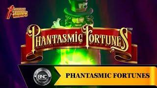 Phantasmic Fortunes slot by iSoftBet