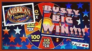 •FAB FRIDAY• American Original(MAX BET) - Slot Machine Bonus(2) ~ Bally's •
