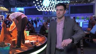 Microgaming at ICE Totally Gaming 2017 - Day 3