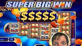 NEAR FULL SCREEN!! • SUPER BIG WINS ON 'SUPER JUNGLE WILD'!! • BRENT SLOTS