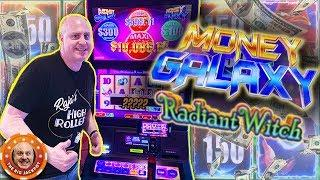 •GETTIN' RICH with RADIANT WITCH! •1st Time Play on Money Galaxy! •