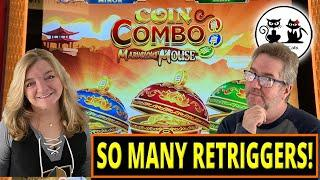 Coin Combo Bonus is Marvelous!! So many free spins ⋆ Slots ⋆