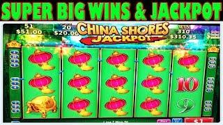 • SUPER BIG WINS & JACKPOT • THE LOVE IS REAL CHINA SHORES • HIGH LIMIT SLOT MACHINE •