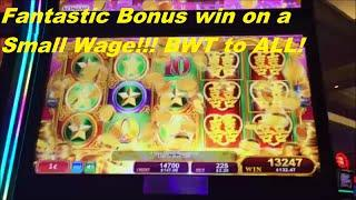 Dragon Law Twin Fever GREAT BONUS WIN!!!