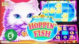Hoppin' Fish slot machine