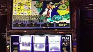 VGT Slots MR. MONEY BAGS  $30 Max Bets  Some Red Spin Wins  JB Elah Slot Channel. Choctaw, Durant.