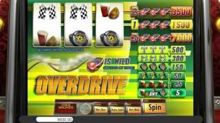 Overdrive• free slots machine by Saucify preview at Slotozilla.com
