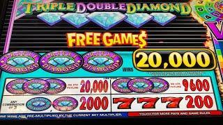 Triple Double Diamond with Free Play•Pechanga Resort Casino