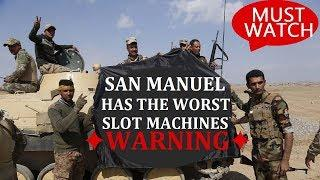 NG Slot VS San Manuel Casino | All About SAN MANUEL WORST SLOT MACHINES | $5000 Live Slot Play