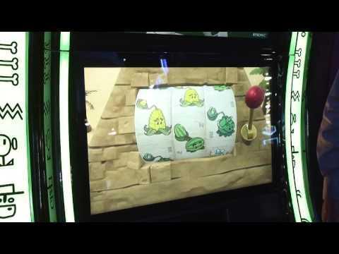 Plants vs. Zombies 3D Slot Machine from IGT - Slot Machine Sneak Peek Ep. 29