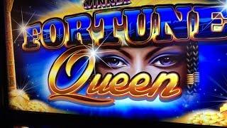BIG WIN **NEW** Fortune Queen Slot Bonus - Ainsworth