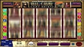 FREE Reel Crime 2: Art Heist ™ Slot Machine Game Preview By Slotozilla.com
