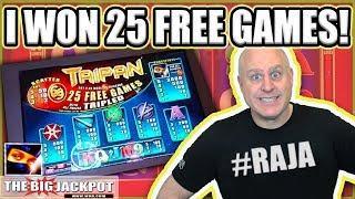 25 FREE GAMES JACKPOT • Taipan Slot Machine | The Big Jackpot
