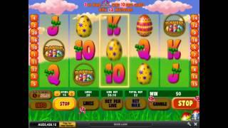 Easter Surprise Slot Machine At Grand Reef Casino