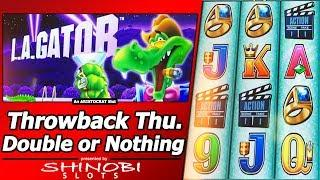 L.A. Gator Slot - Throwback Thursday Double or Nothing