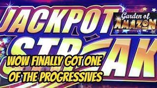 JACKPOT STREAK-BIG WIN