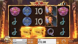 Ark of Mystery Online Slot from Quickspin