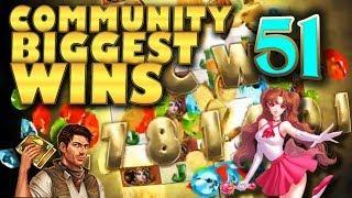 CasinoGrounds Community Biggest Wins #51 / 2017 • CasinoGrounds