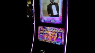 Michael Jackson Slot Machine FREE SPINS - Great Win @ Harrah's Laughlin Hotel & Casino