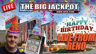 • Raja Live Slot Play Birthday Bash • The Big Jackpot •