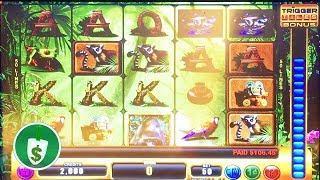 Jungle Riches slot machine, bonus