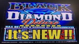 New BLACK DIAMOND DOUBLE !!•Triple Double Diamond $5 Slot Machine @ Pechanga Resort Casino