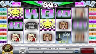 So 80's ™ Free Slot Machine Game Preview By Slotozilla.com