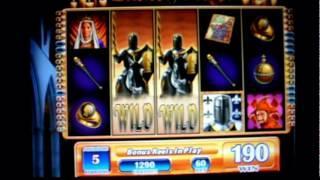 Black Knight Bonus - LUCKY WILDS BIG WIN - 5c