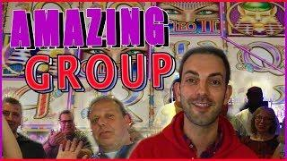 • HUGE Cleopatra 2 GROUP PULL• • $20-$40/ Spin • Cosmopolitan Las Vegas