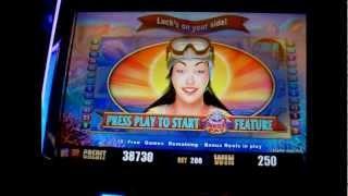 More Pearls - More 3 Bonuses!!! - Big Wins - Max Bets