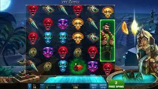 Atlantis slots - 460 win!
