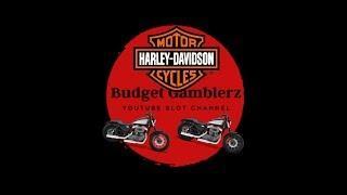 HARLEY DAVIDSON ~ Fun Session With Free Spin Bonus ~ NICE WIN ~ Live Slot Play @ San Manuel