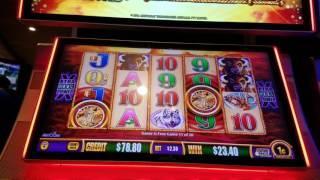 Wonder 4, Buffalo Gold 4 Coin Bonus and Super Free Games.  Wild Panda *Big Win* Super Free Games