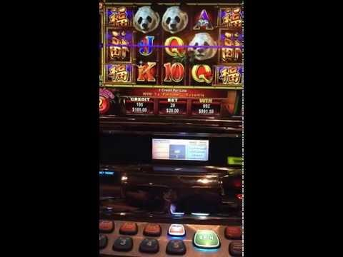 Ainsworth high limit max bet $20 jackpot handpay