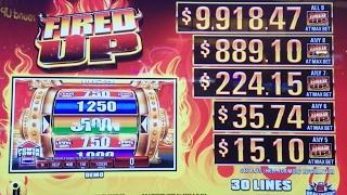 •Live Streaming•Dancing Drums Slot Machine  Bonus **Big Win**/Buffalo Gold ,Lighting Link,Lucky88