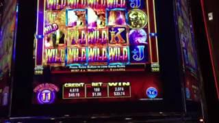 Rumble Rumble Slot Machine Free Spin Bonus New York Casino Las Vegas