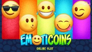 EmotiCoins Online Slot Promo