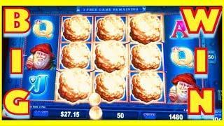 • First Attempt • EUREKA REEL BLAST | LOCK IT LINK | BIG WIN | $5 - $10 BET | SLOT MACHINE