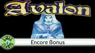 Avalon slot machine, Encore Bonus