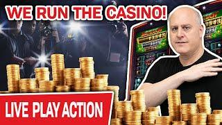 ⋆ Slots ⋆ BOOM BOOM BOOM! We RUN The Casino LIVE ⋆ Slots ⋆ Only HIGH-LIMIT SLOTS For Raja