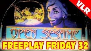 Open Sesame Slot Machine - Play Online for Free Money