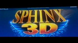Sphinx 3d Slot Machine-hits And Bonuses