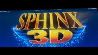 Sphinx 3d Slot Machine-hits And Bonuses
