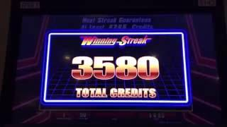 SG/WMS Jungle Wild Winning Streak Compilation - BONUSES