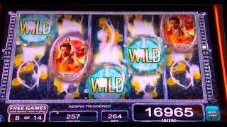 Nice win on MAGIC FLOWER ~ Deluxe WHALES of CASH ~ Prowling Panther SLOT MACHINE pokies Live Play