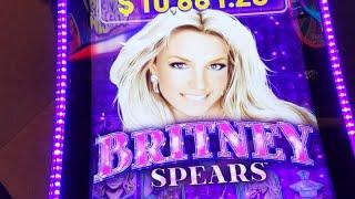 Live Play on BRITNEY
