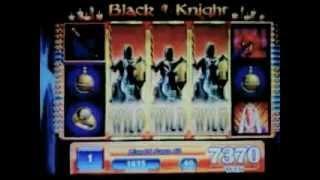 Black Knight Slots WILDS!!!!