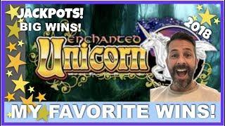 SOME OF MY BIGGEST HITS AND FAVORITE SLOT MACHINE WINS THIS YEAR! LOTS OF JACKPOTS AND HUGE WINS!