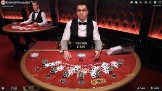 £1500 Vs Blackjack Then Some Roulette Action